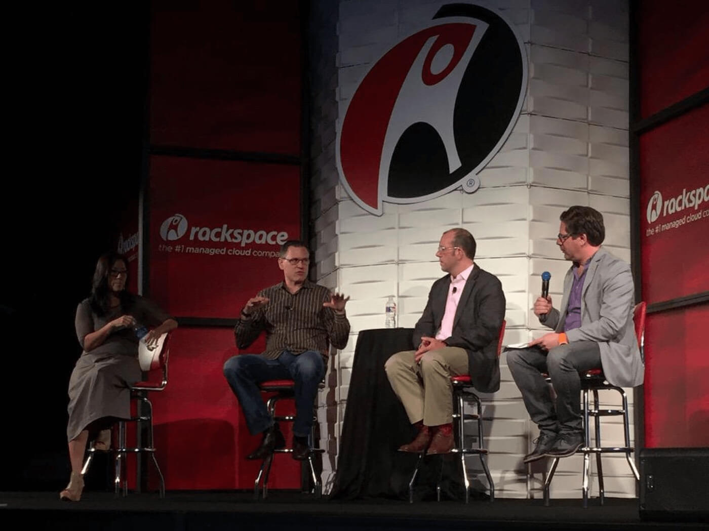 christian rackspace talk